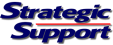 Corporate Office:<br />Strategic Support Systems, Inc.  Logo